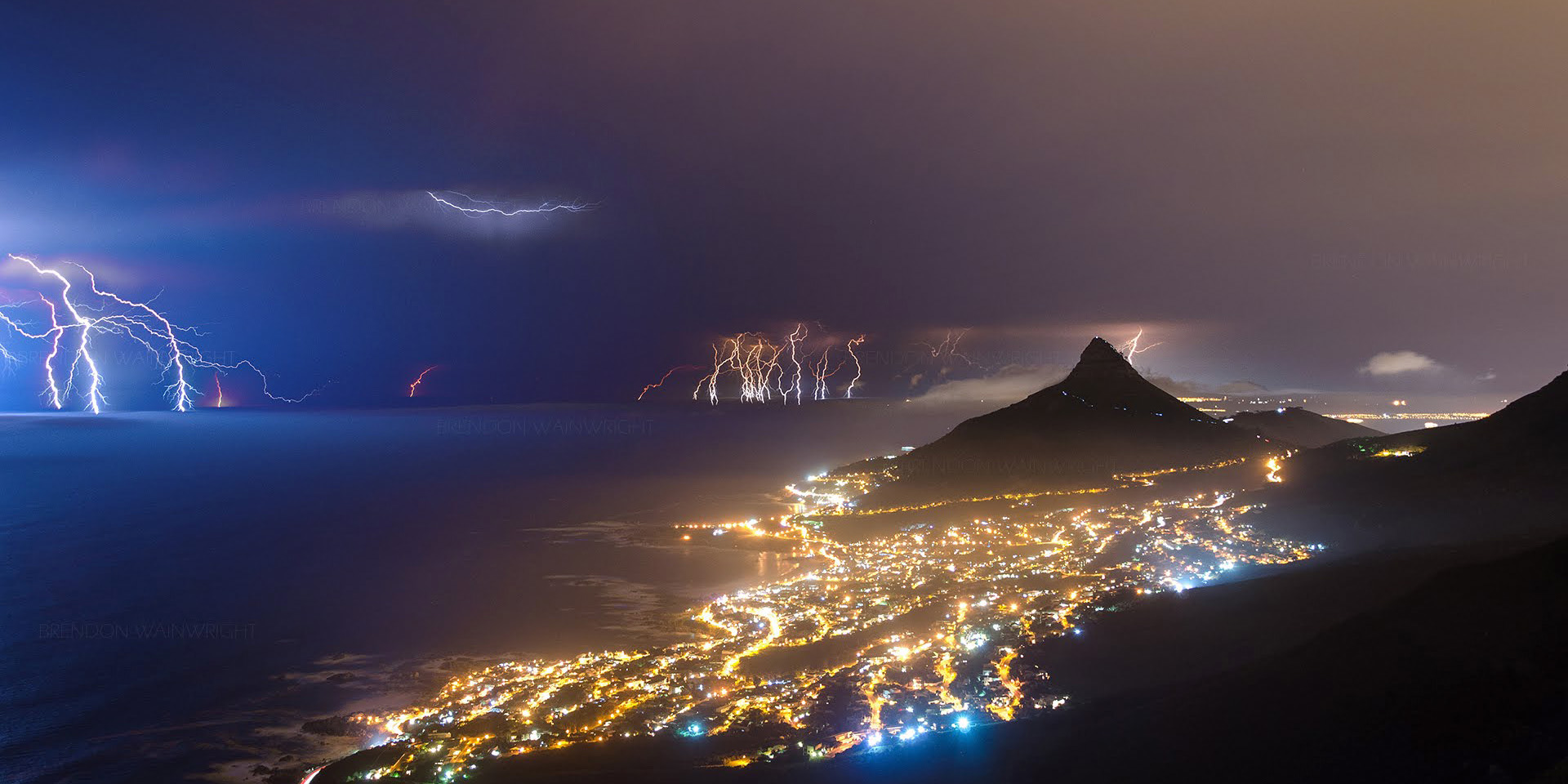 Camps Bay, Clifton and Lions Head