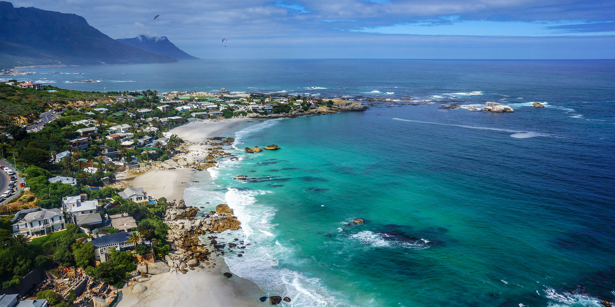 The Famous Clifton Beaches