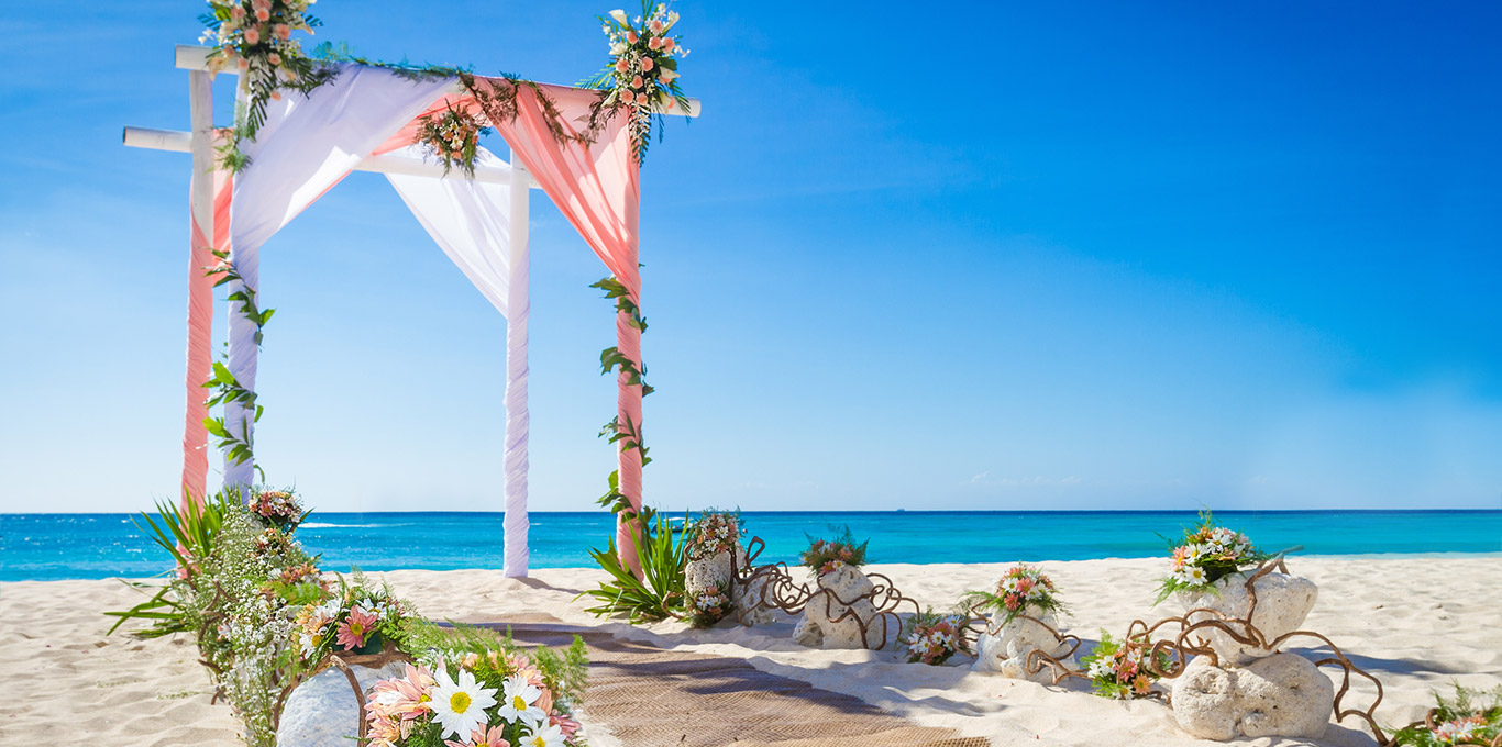 Spectacular Venue for Beach Weddings and Special Occasions