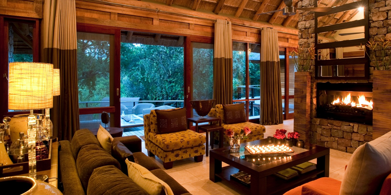 Safari Villa Spacious Living Spaces