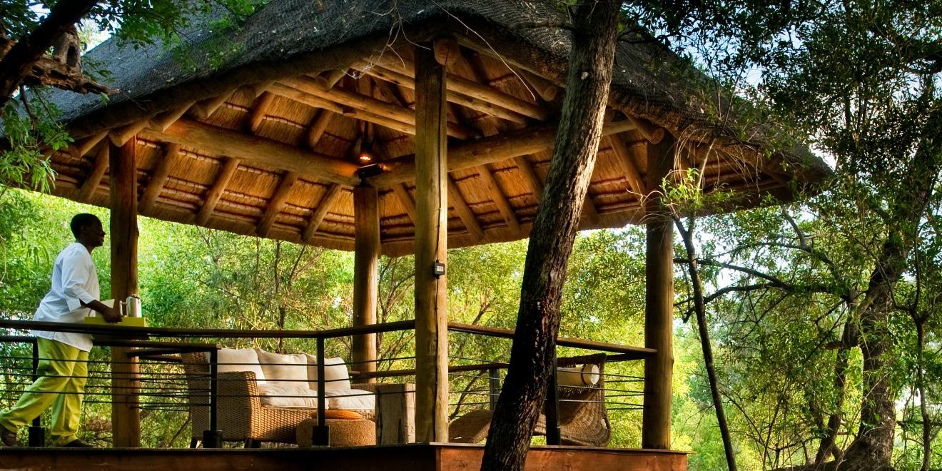 Owner's House Treetop Sala in Madilwe