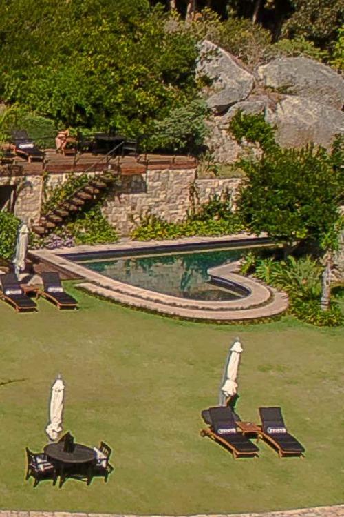 The Castle Private Pool