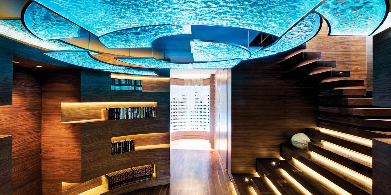 Oceana Villa Modern Interiors