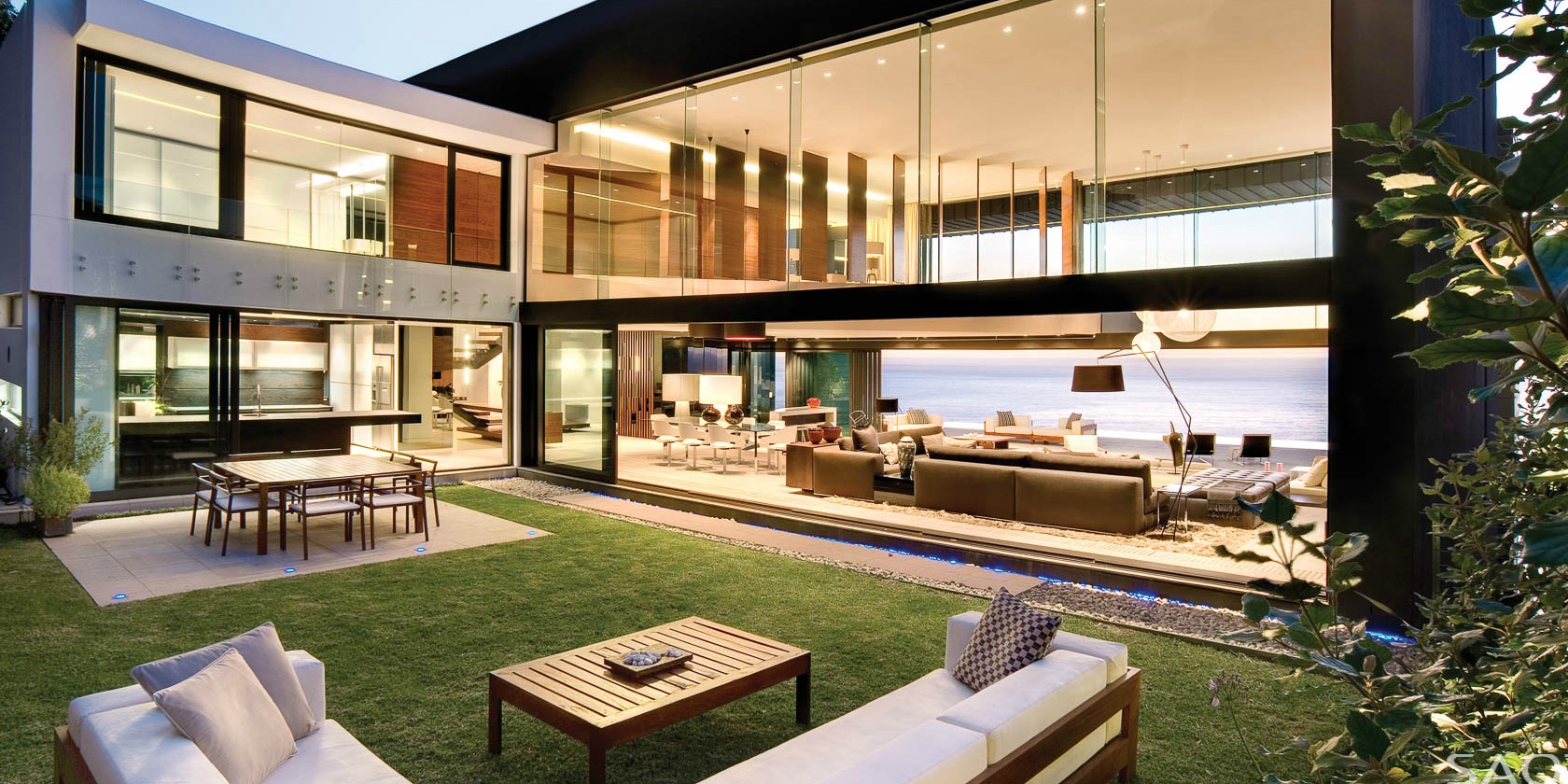 Luxury Villa in South Africa