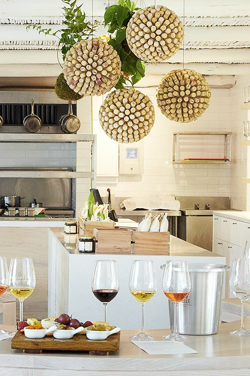 Manor house at mont rochelle in franschhoek cape town for Country kitchens south africa