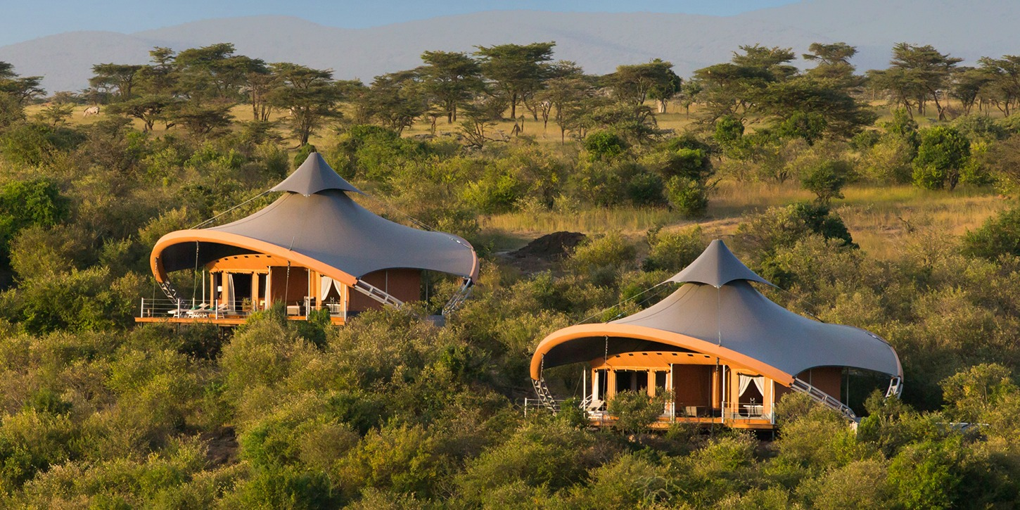 Mhali Mzuri Luxury Accommodations in Kenya