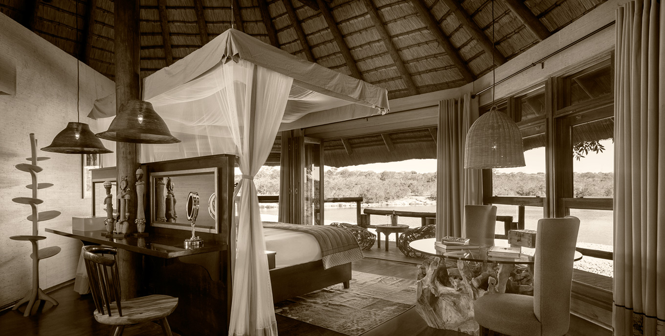 Ulusaba Luxury Safari Treehouse Suite