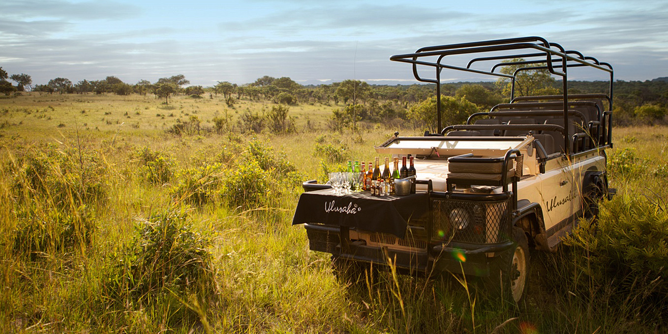 Sir Richard Branson Luxury Safari in South Africa