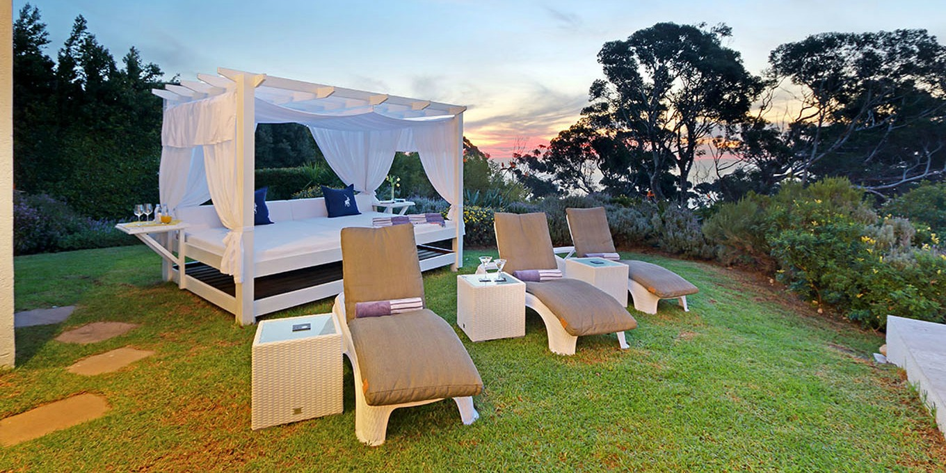 Luxury Villa Private Grounds in Camps Bay
