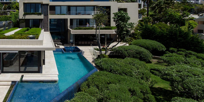 Moondance Villa in Cape Town