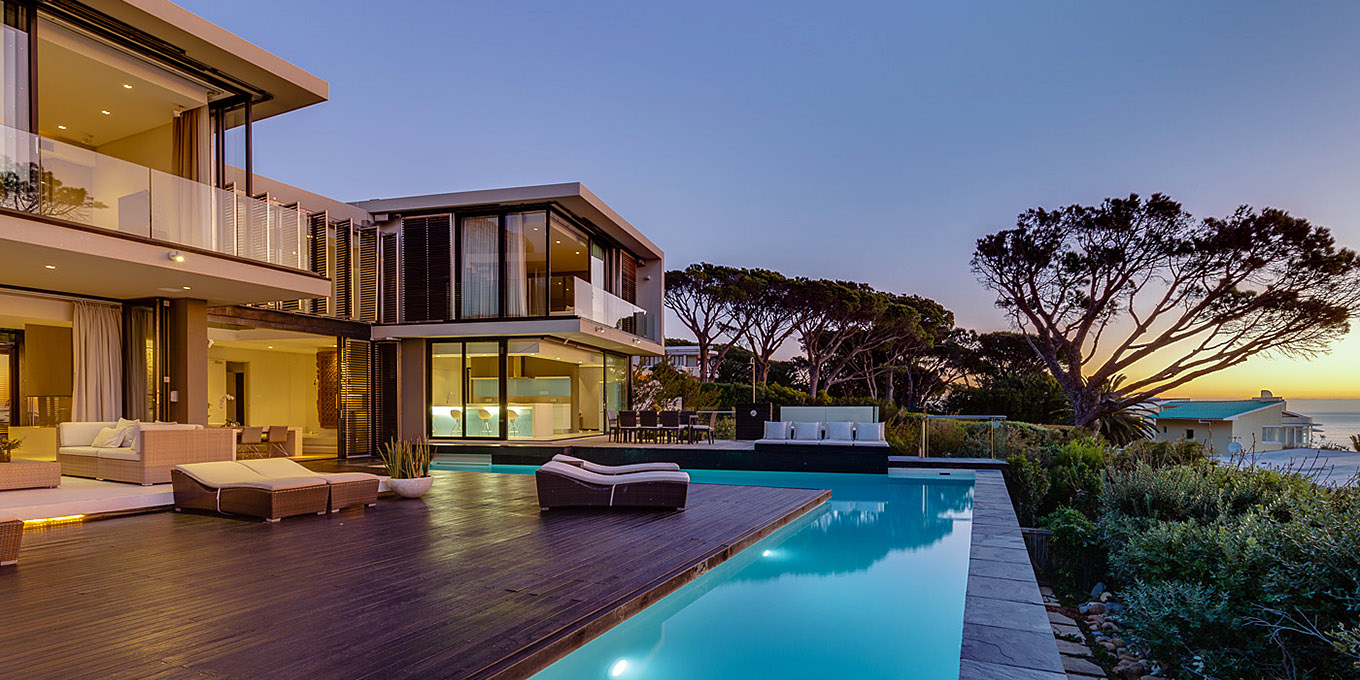 Exclusive Camps Bay Villa