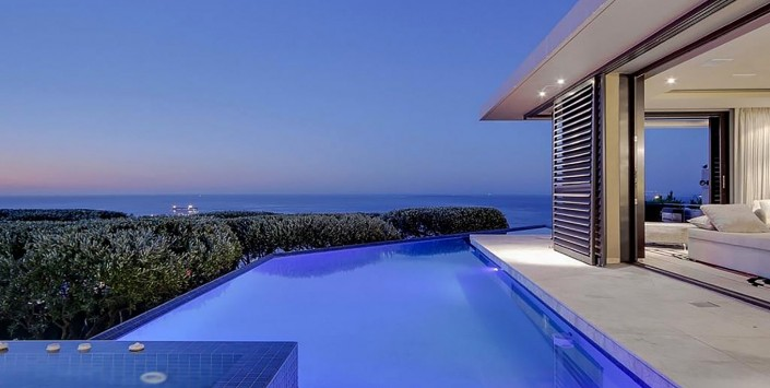 Moondance Infinity Pool Ocean View