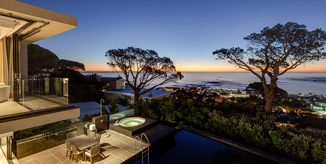 Serenity Villa in Camps Bay